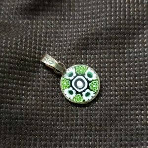 Small Green Charm